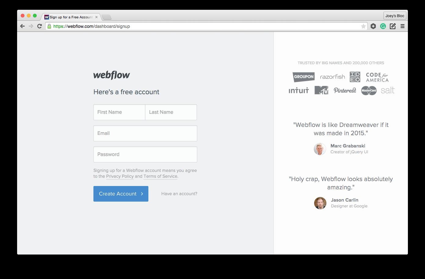 webflow download